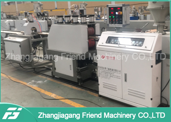 High Capacity Plastic Extruder Machine For PEEK Bar / Stick / Rod Products