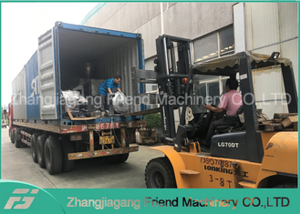 Customized Color / Voltage PVC Pelletizing Line High Producing Capacity